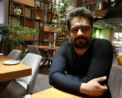 Amir Zarei